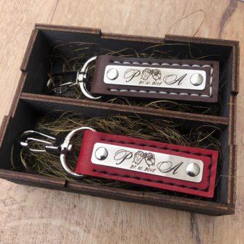 che-handmade набор - два брелока